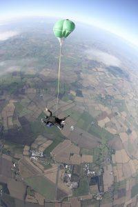 Langar Airfield skydive